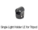Single Light Holder LE for Tripod