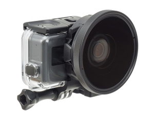 SD Mount supports speedy UCL-G165 SD lens exchange