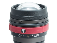 Dome Lens and red Selector Ring LF